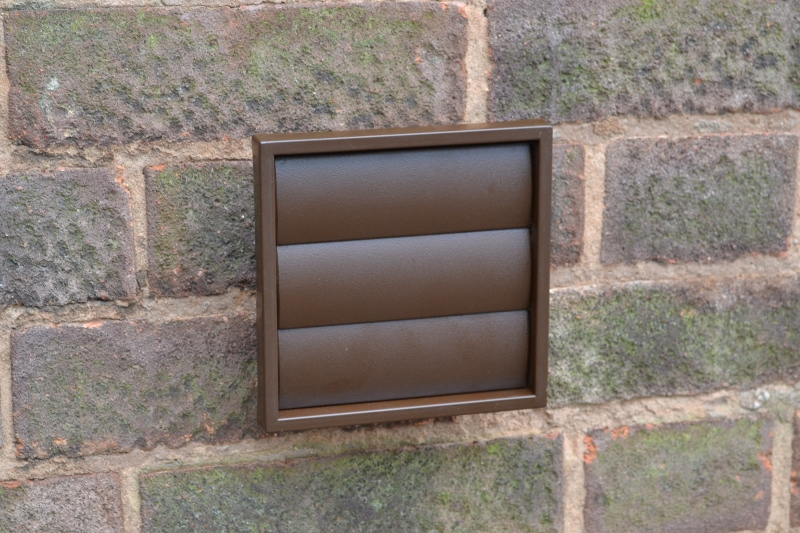 draught or grill vent flap cover